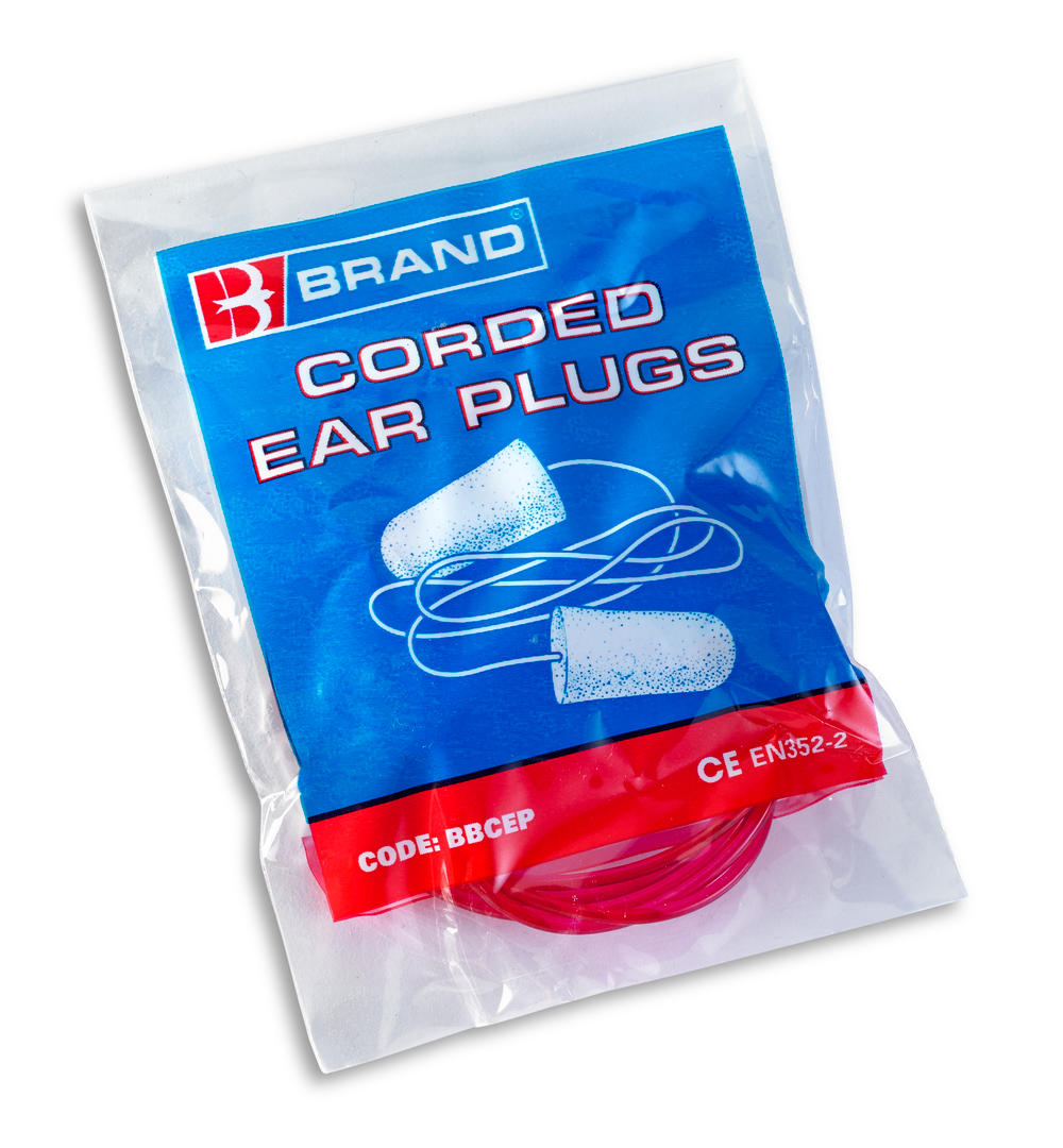 CORDED EAR PLUGS - BBCEP