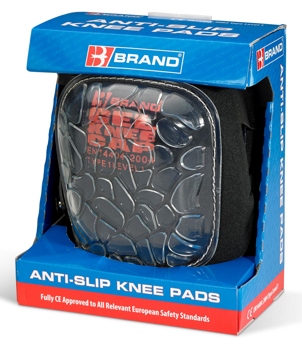 HEAVY DUTY GEL KNEE PAD - BBKP05