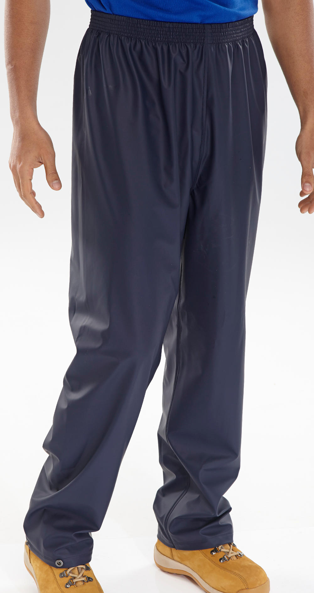 BRECON TRANSFER COATED TROUSERS - BRECT