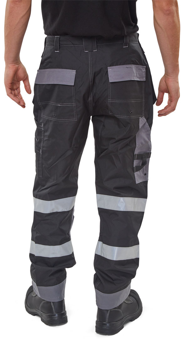 BANBURY MULTI POCKET TROUSERS - BT