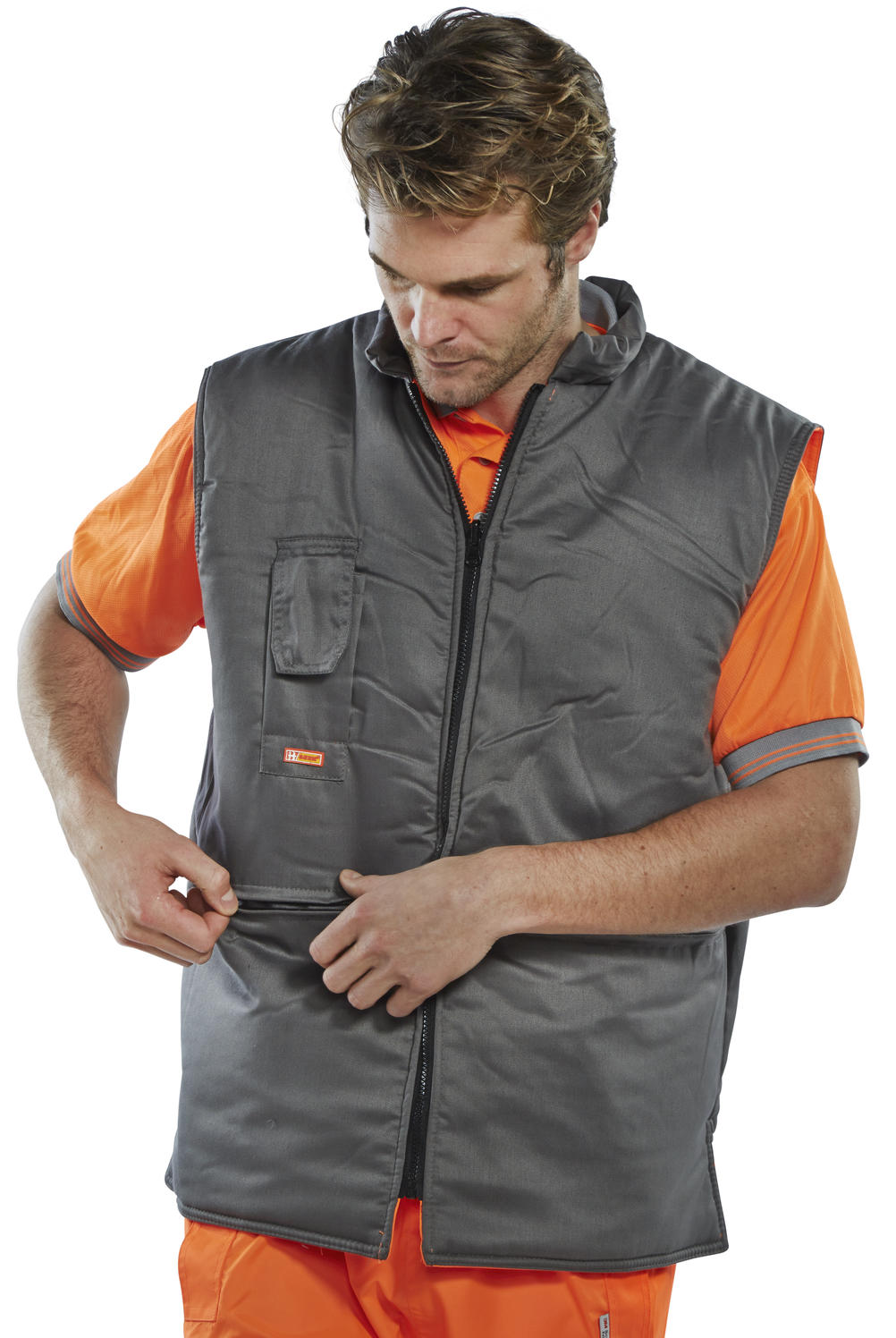 4 IN 1 BODYWARMER - BWENG