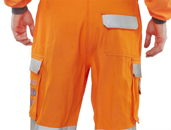 ARC FLASH GO/RT TROUSERS - CARC52OR