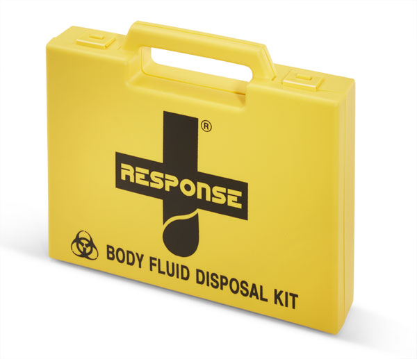 BODY FLUID SPILL KIT (TWO APPLICATIONS) - CM0605