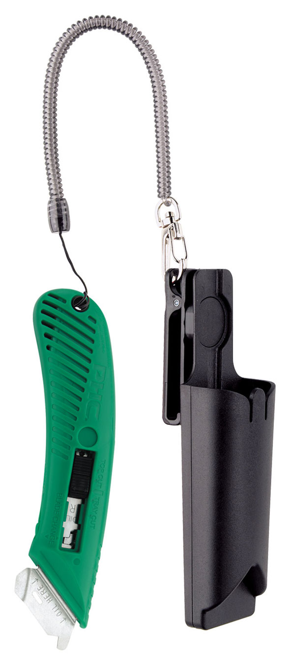 S4 RIGHT HANDED SPRING BACK SAFETY CUTTER  - S4SR
