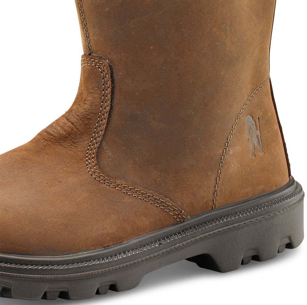 SHERPA DUAL DENSITY POLYURETHANE RUBBER RIGGER BOOT - SRB