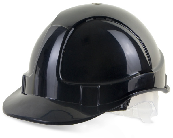 ECONOMY VENTED SAFETY HELMET - BBEVSH