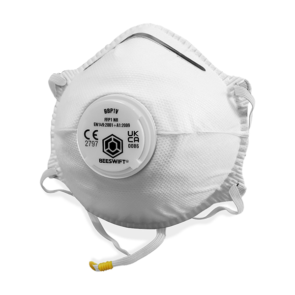 P1 VALVED MASK - BBP1V