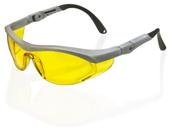 UTAH SAFETY SPECTACLES - BBUTSS2Y