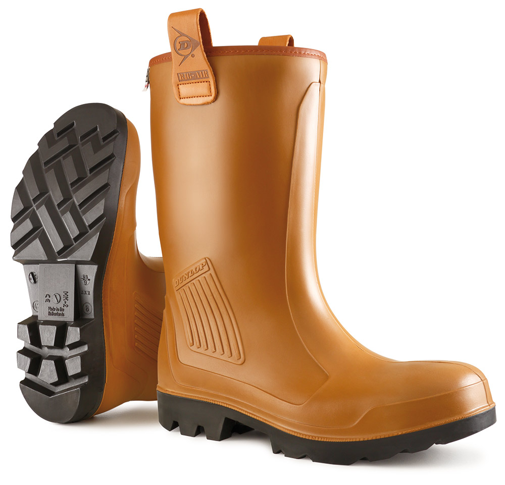 PUROFORT RIGAIR FULL SAFETY RIGGER BOOT - C462743.FL