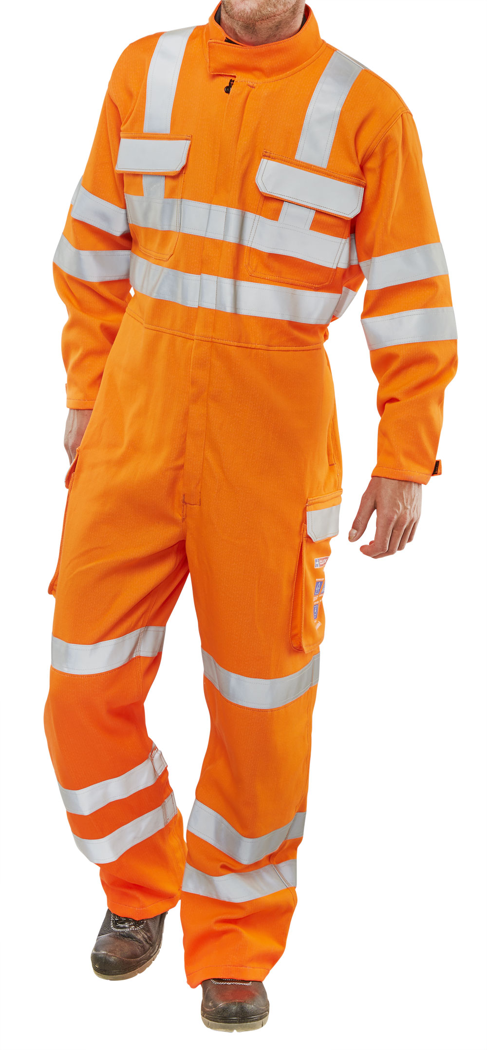 ARC FLASH GO/RT COVERALL - CARC53OR