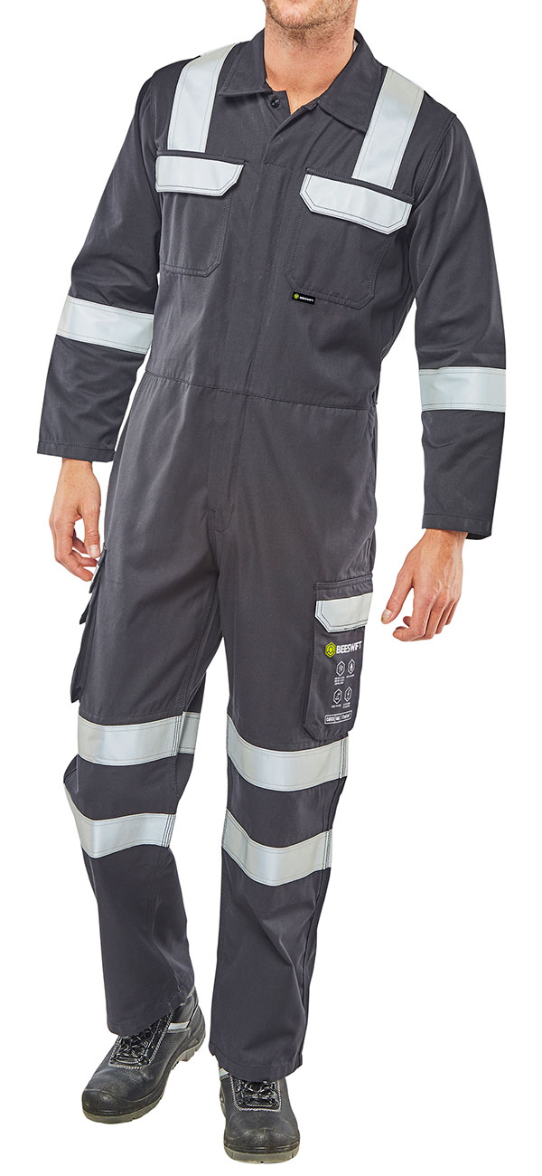 ARC FLASH COVERALL - CARC6