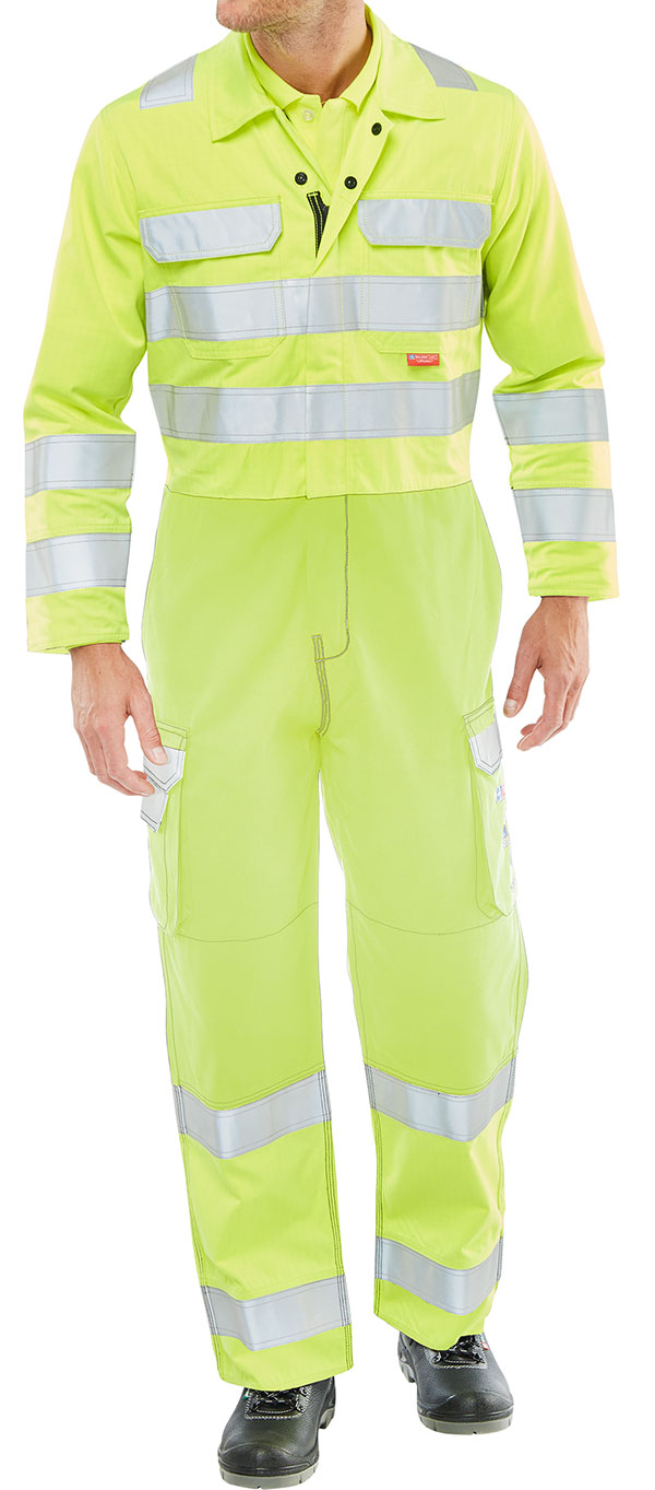 ARC FLASH COVERALL  - CARC7