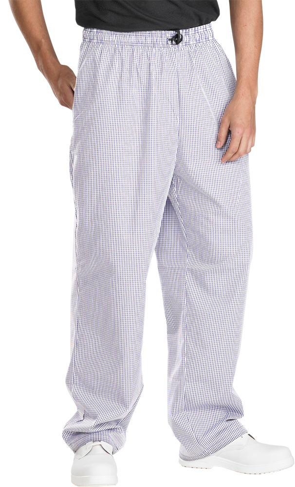 CHEFS TROUSERS SMALL CHECK - CCCTSC