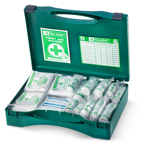 50 PERSON FIRST AID KIT REFILL  - CM0051