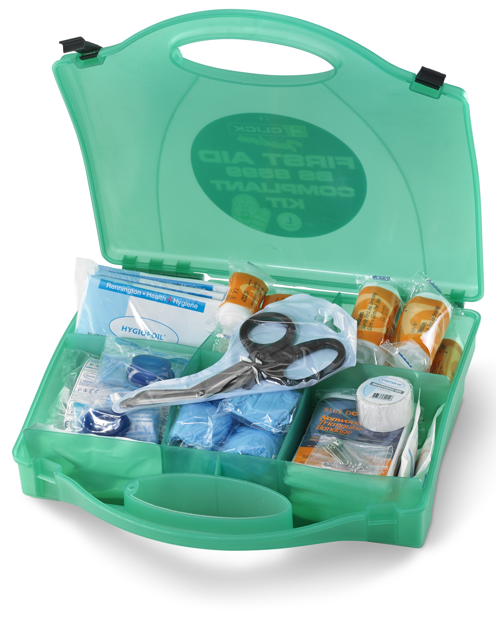 DELTA BS8599-1 LARGE WORKPLACE FIRST AID KIT - CM1806