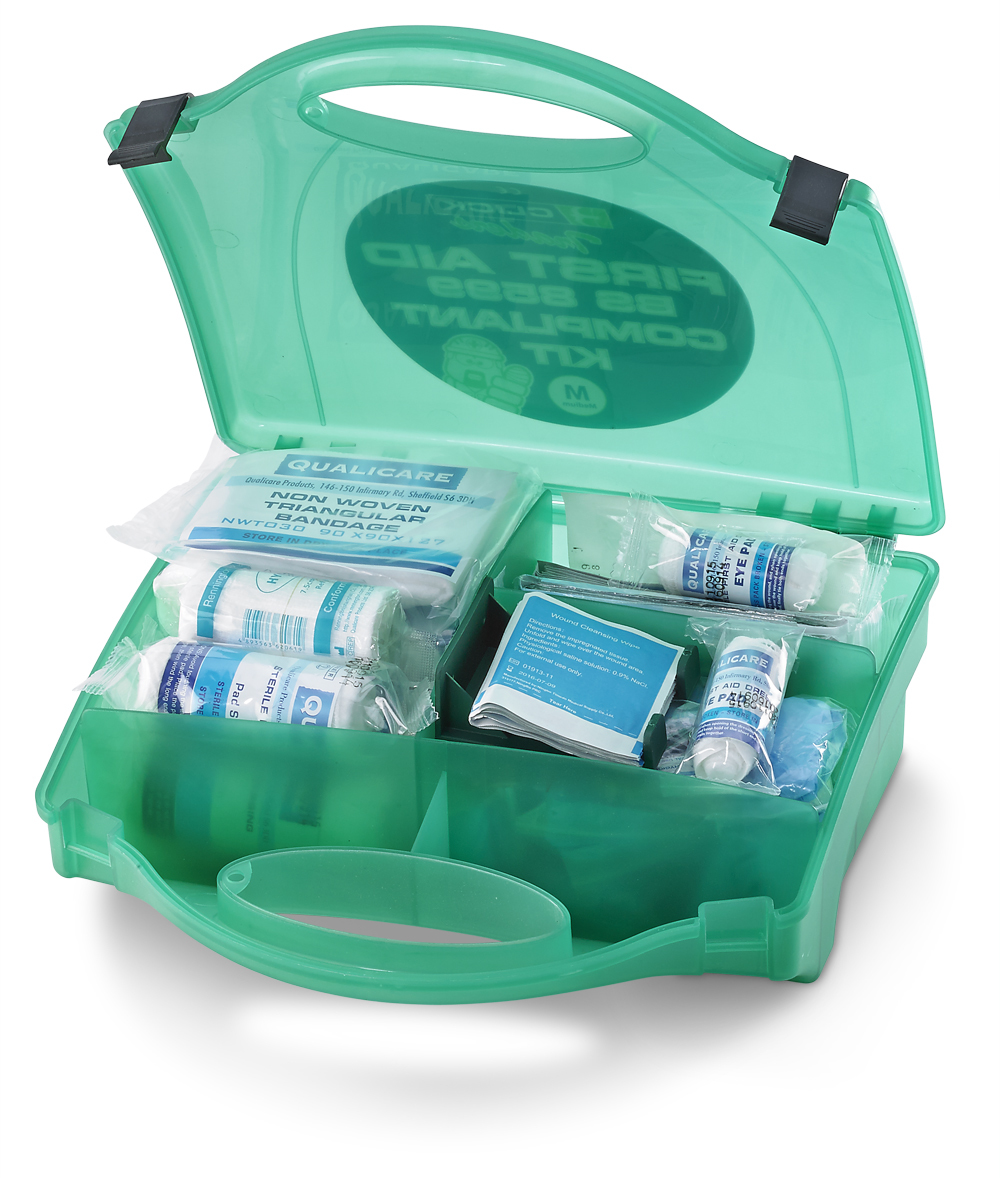 DELTA BS8599-1 MEDIUM WORKPLACE FIRST AID KIT - CM1805