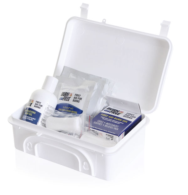 BURN FREE EMERGENCY BURNS KIT - CM0323