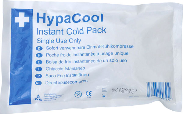 INSTANT ICE PACK 200G SINGLE USE - CM0371
