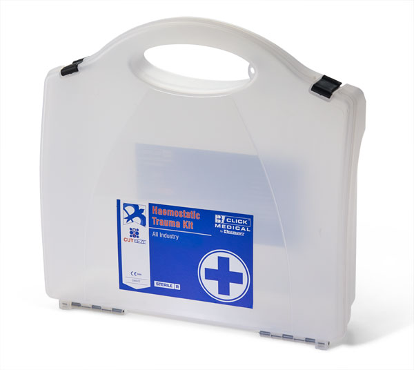 ALL INDUSTRY HAEMOSTATIC TRAUMA KIT - CM0572