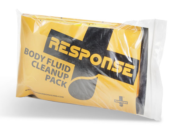 BODY FLUID CLEANUP PACK - CM0620