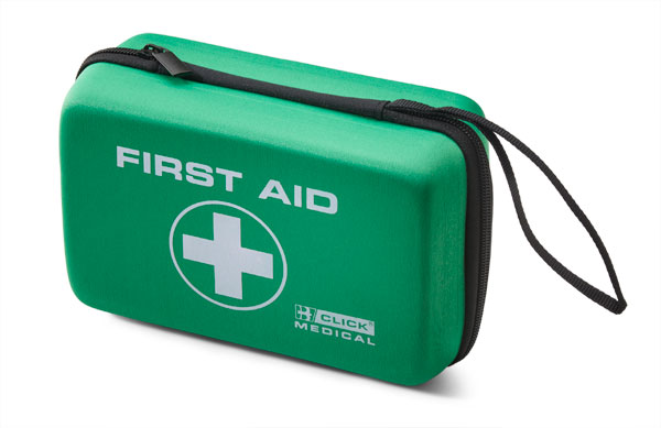 CLICK MEDICAL HANDY FEVA FIRST AID CASE - CM1107
