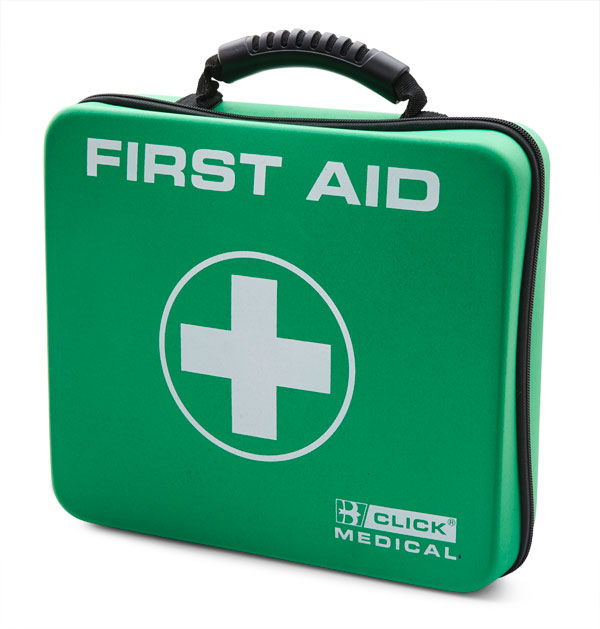 CLICK MEDICAL LARGE FEVA FIRST AID CASE - CM1110