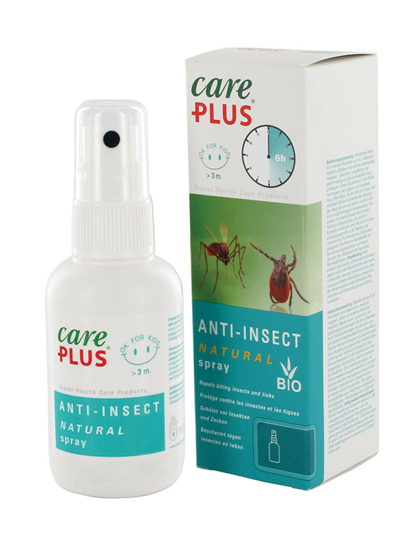 INSECT REPELLENT CITRIDIOL SPRAY 60ML  - CM1705