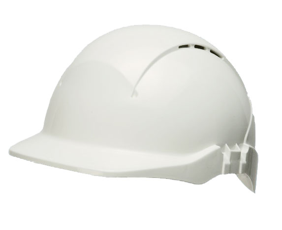 CONCEPT R/PEAK VENTED SAFETY HELMET - CNS08WF