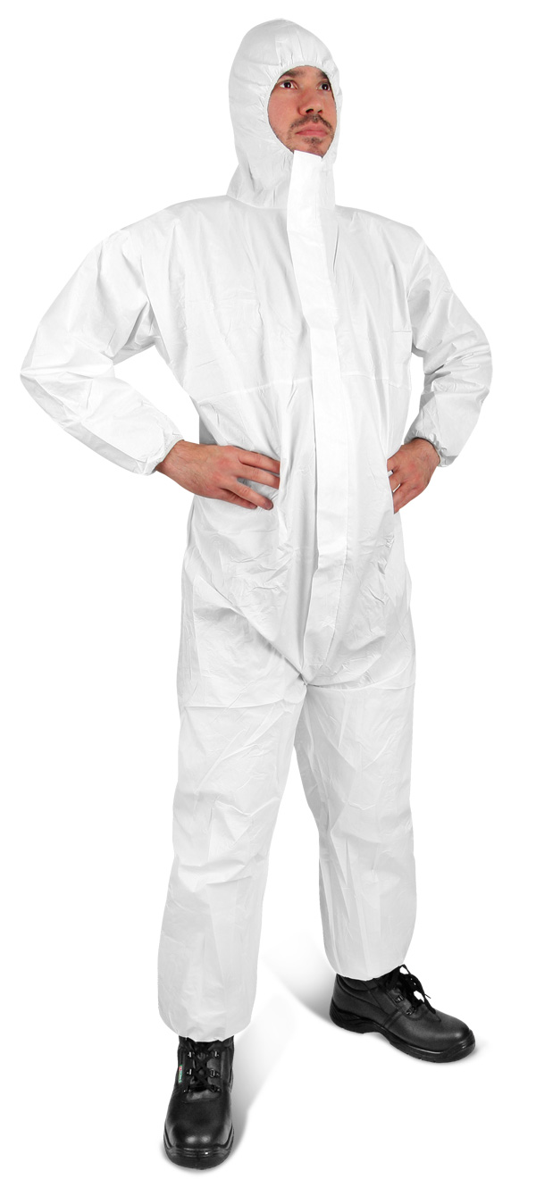 CN4013E DISPOSABLE COVERALL TYPE 5/6 - COCN4013E