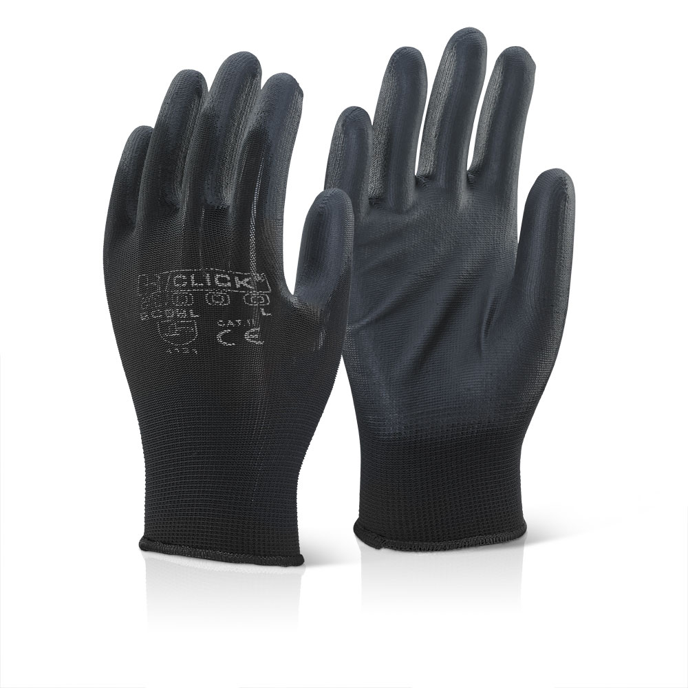 ECONOMY PU COATED GLOVES - EC9