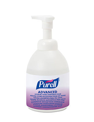 PURELL ADVANCED HAND FOAM 535ML - GJ5796-04