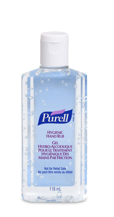 PURELL 350ML PUMP BOTTLE - GJ9659-12