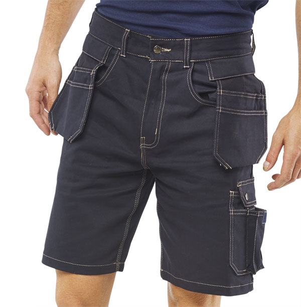 GRANTHAM MULTI-PURPOSE POCKET SHORTS - GMPSN