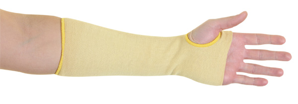 GLOVEZILLA PARA-ARAMID SLEEVE WITH THUMB HOLES 12