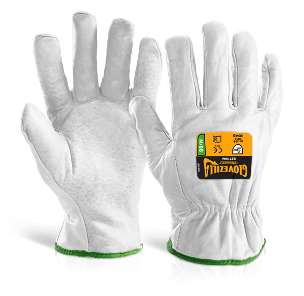 GLOVEZILLA CUT RESISTANT DRIVERS GLOVE - GZ71W