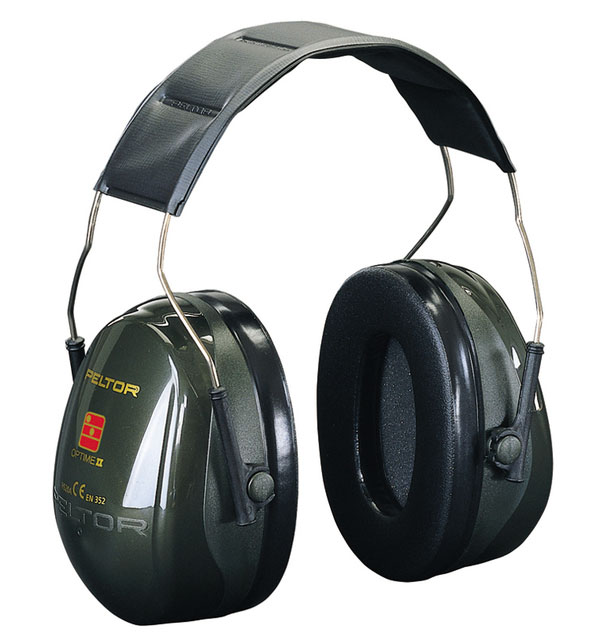 PELTOR OPTIME II HEADBAND - H520A
