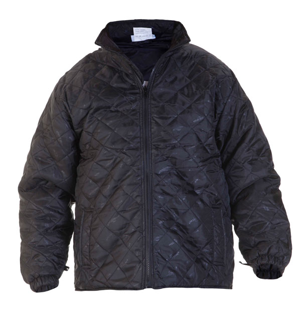 WEERT QUILT LINED JACKET - HYD040350BL