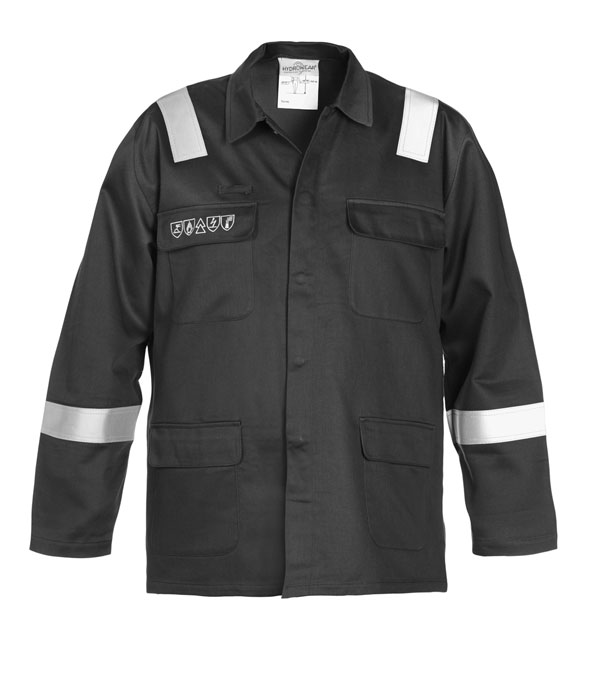 MELK MULTI CVC FLAME RETARDANT ANTI-STATIC JACKET  - HYD043505BL