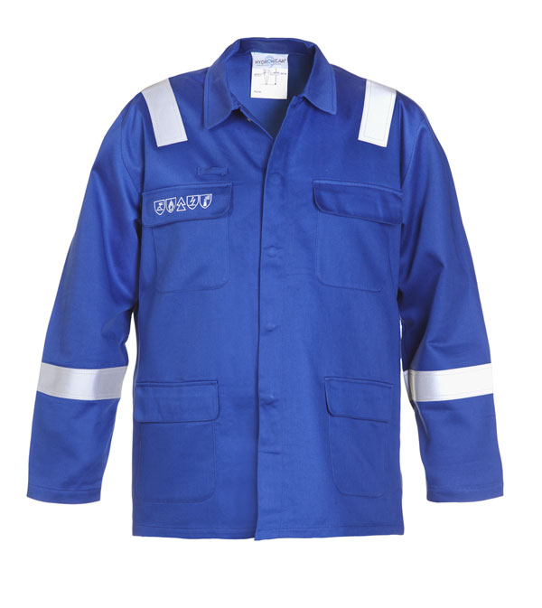 MELK MULTI CVC FLAME RETARDANT ANTI-STATIC JACKET  - HYD043505R