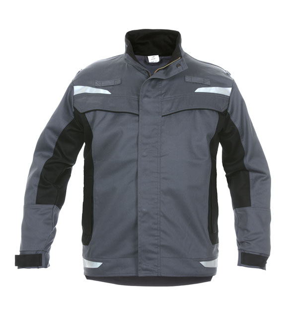 MARBURG MULTI VENTURE FLAME RETARDANT ANTI-STATIC JACKET  - HYD043482GYBL