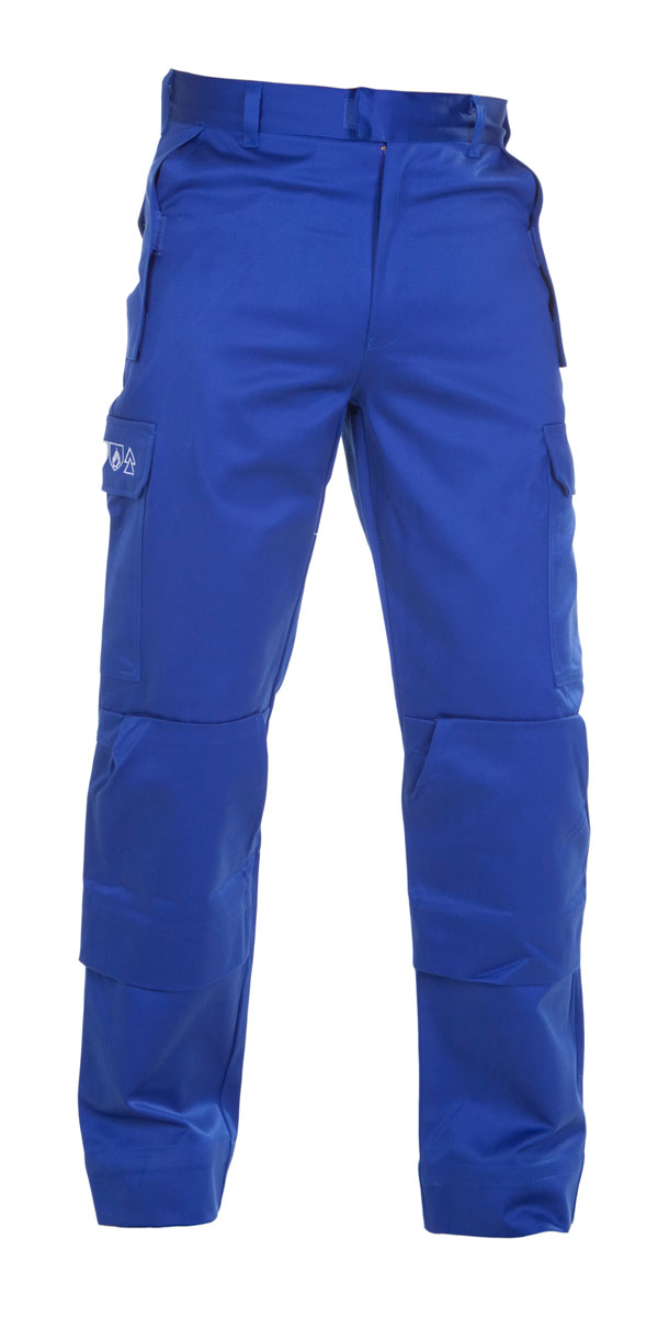 MEPPEL MULTI COTTON FR AS TROUSERS - HYD3458R