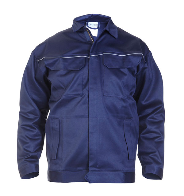 MUIDEN MULTI COTTON FLAME RETARDANT JACKET - HYD3461N