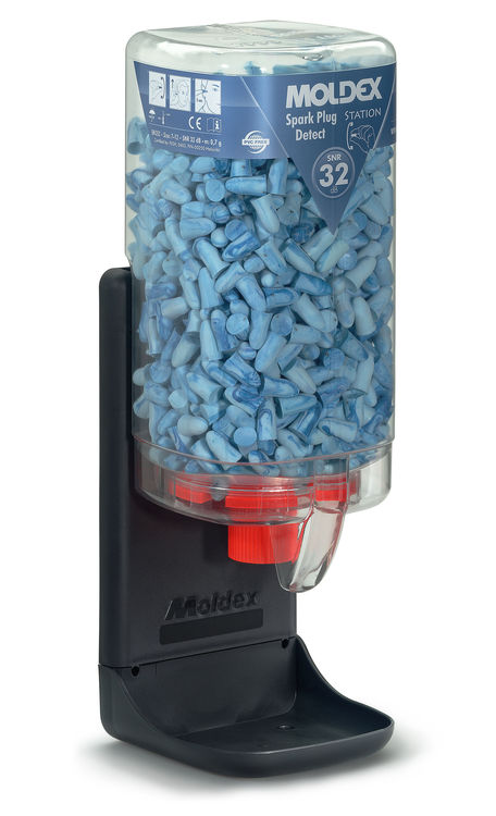 MOLDEX 7859 SPARK DETECTABLE DISPENSER 500 - M7859