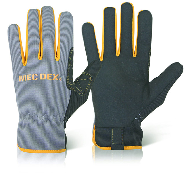 WORK PASSION MECHANICS GLOVE - MECDY-711