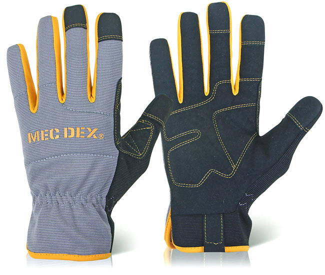 WORK PASSION PLUS MECHANICS GLOVE - MECDY-712