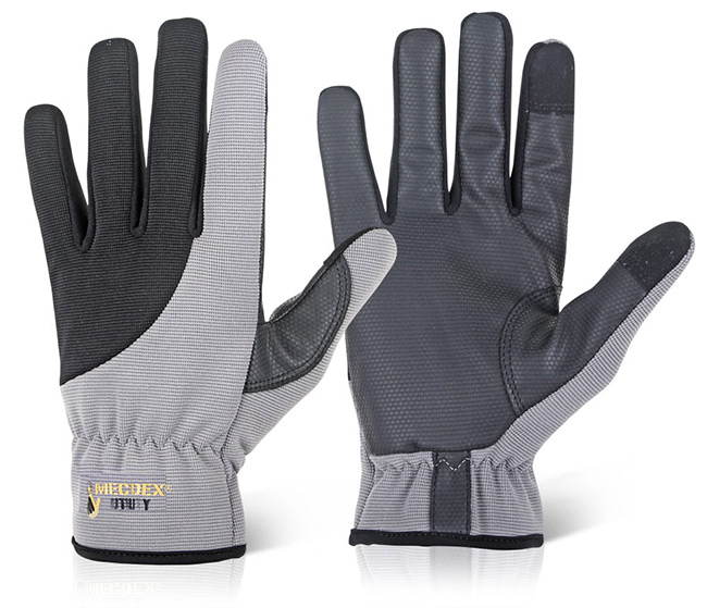 TOUCH UTILITY MECHANICS GLOVE - MECUT-612