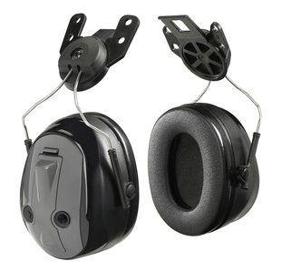 PELTOR OPTIME HELMET ATTACHMENT PUSH TO LISTEN - MT155H530P3E