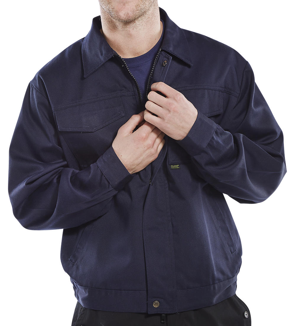 HEAVYWEIGHT DRIVERS JACKET - PCJ9