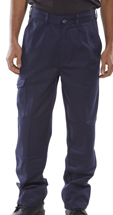 HEAVYWEIGHT DRIVERS TROUSERS - PCT9N