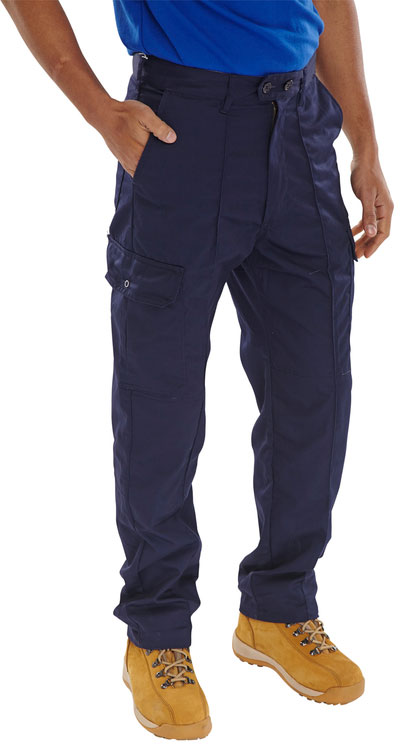 SUPER CLICK DRIVERS TROUSERS - PCTHWN